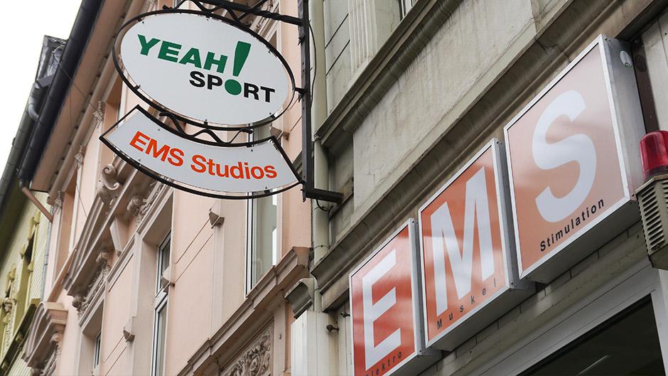 EMS-Studio Wuppertal Vohwinkel