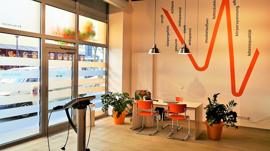 EMS-Studio in Wuppertal Elberfeld