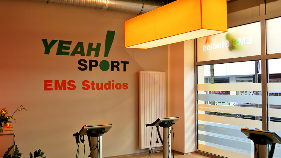 YEAH!Sport EMS-Studios - Elberfeld
